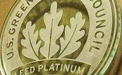 Leed Platinum Logo